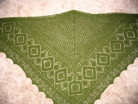 Estonian Shawl 019