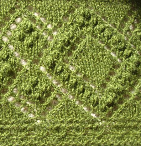 Estonian Shawl 001