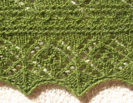 Estonian Shawl 005