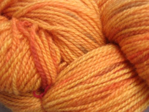 Renovated yarn 2