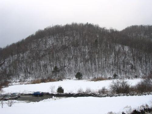Easton Mountain wet