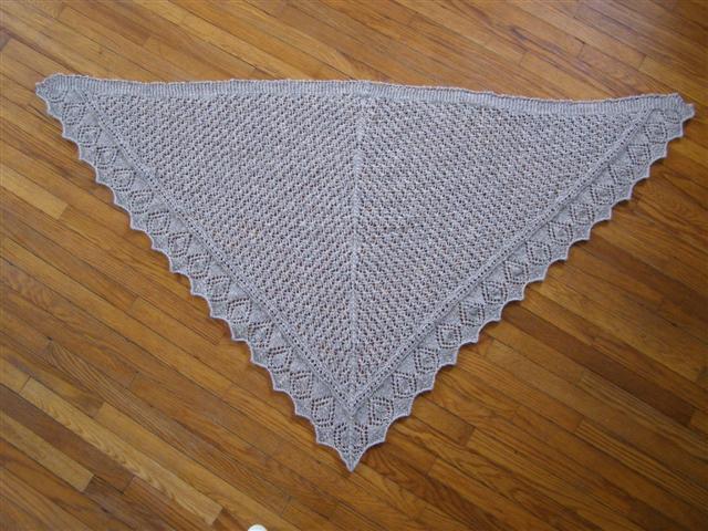 Ene's scarf version 1