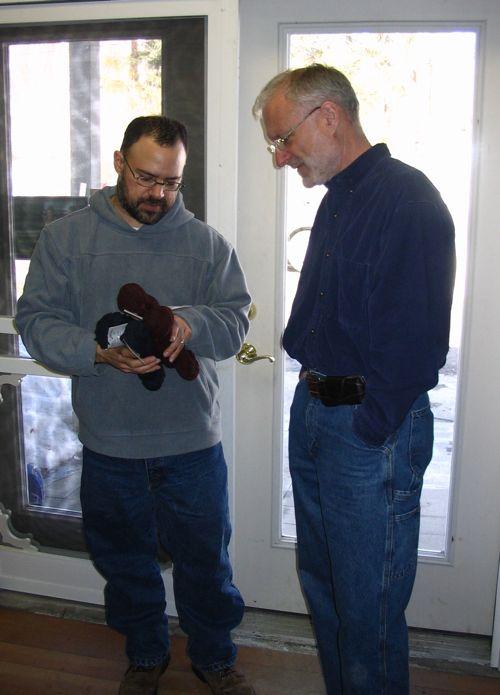 Dave and john