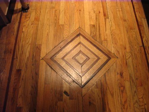 Floor at Habu