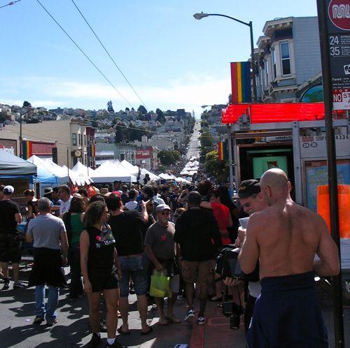 Castro street fair 1